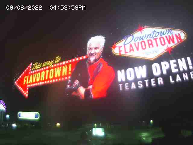 Billboard in Yorba Linda